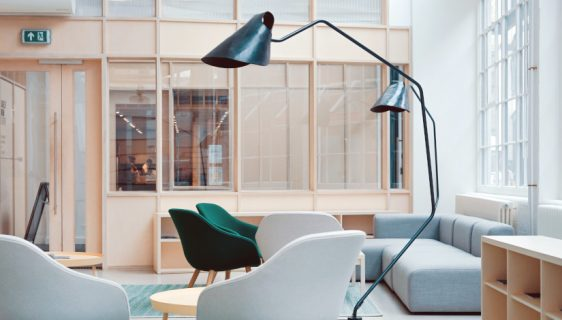 Tipy na modernizáciu kancelárskych priestorov